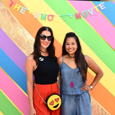 The Millennial Mamas hosts the Emoji Movie Screening