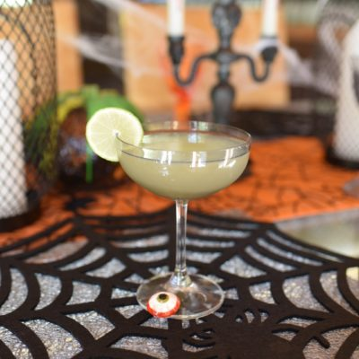 Halloween Cocktail Recipe- Your Last Word