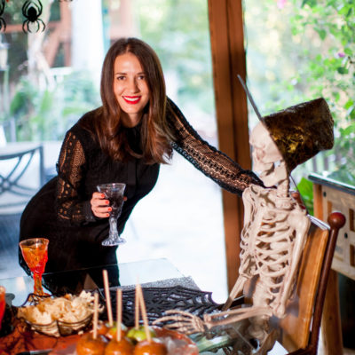 Easy Halloween Hosting Ideas for the Millennial Mama