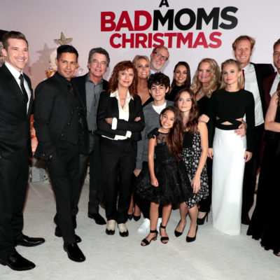 Bad Moms Christmas World Premiere