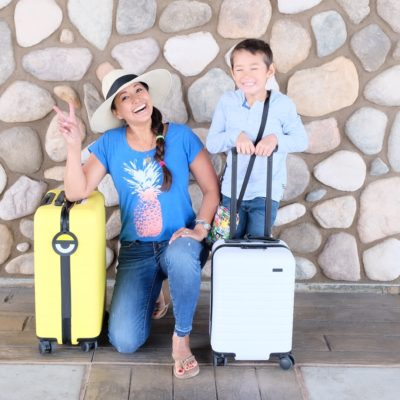 Travel Essentials for the Jet Setting Family