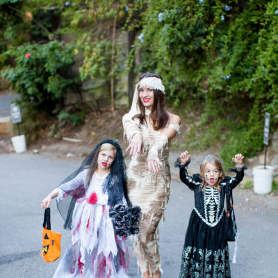 Family Halloween Costumes- The Zierings