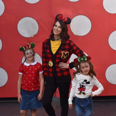 Disneyland Holidays with The Ziering Girls